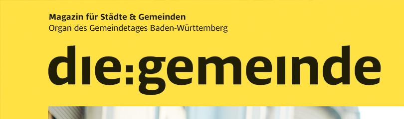 Der neue Titel des Magazins diegemeinde.