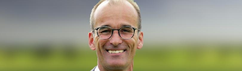 Jörg Frey ist neuer Vizepräsident.