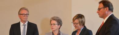 Finanzverhandlungen Land-Kommunen